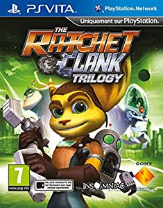The Ratchet & Clank Trilogy