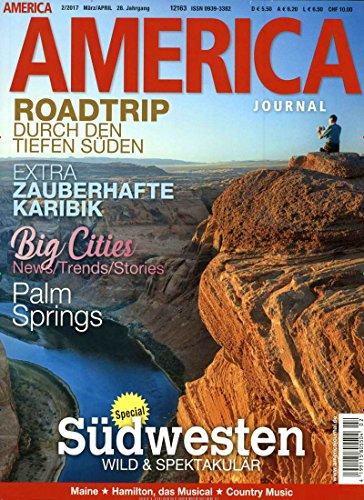 America Journal [Jahresabo]