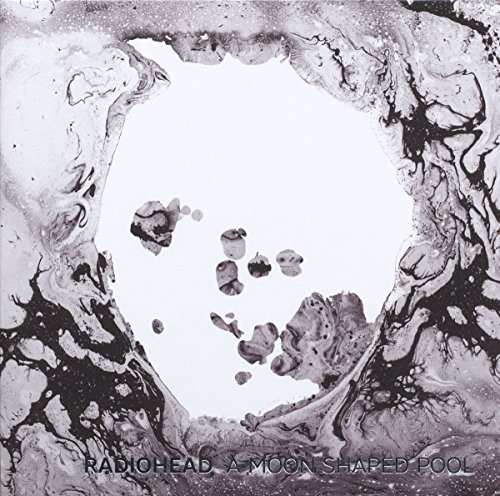 Radiohead: A Moon Shaped Pool (Audio CD)