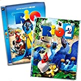 2 Movies Collection: Rio + Rio 2