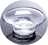 round glass soap dish replacement,Essentials Soap Dish