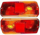 Bajato: Traktor Rücklicht Blinker Set Massey Ferguson MF-200,300-374, 375E und Andere Traktoren