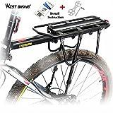 Best Rear Bike Rack - West Biking Bicycle Racks Mountain Bikes Mtb Accessories Review