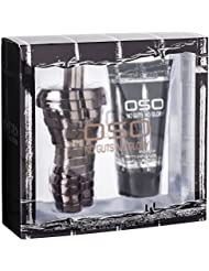 Linn Young Oso For Men Eau de Toilette 100 ml/Gel Douche pour Homme