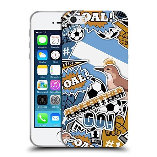 Head Case Designs Protea Stampe Floreali Cover Morbida In Gel Per Apple iPhone 7 Plus / 8 Plus Argentina