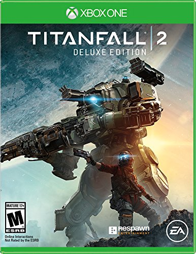 Titanfall 2 Deluxe Edition - Xbox One  available at amazon for Rs.3695