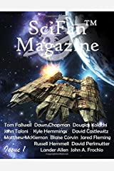 SciFan™ Magazine Issue 1: Beyond Science Fiction & Fantasy: Volume 1 Paperback