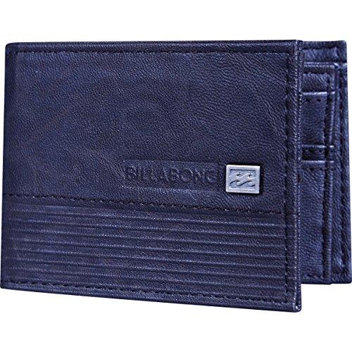 Billabong H5WM03, Herren Herren-Geldbörse Blau Blau (Navy 21.0) 1x1x1 cm (W x H x L)