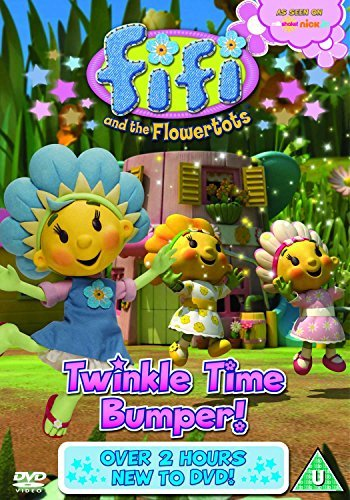 Fifi And The Flowertots - Twinkle Time Bumper [DVD]