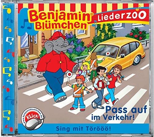 Benjamin Blümchen - Liederzoo: Pass auf im Verkehr!