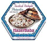 Hazer Baba Pistachio Turkish Delight Sweets 250 g