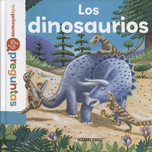 Los dinosaurios (Mis primeras preguntas) por Pascale Hédelin