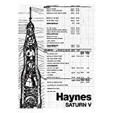 Haynes Saturn V Kühlschrank Magnet