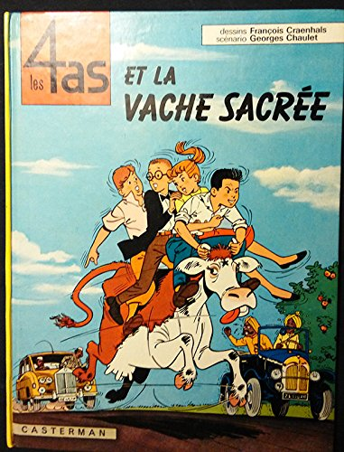 LES 4 AS ET LA VACHE SACREE