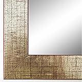 Online Galerie Bingold Spiegel - Silber - Modern, Shabby - Hier: Din A4 (21,0 x 29,7 cm) - Außenmaß inkl. Massivholzrahmen - Alle Größen - Duisburg 4,3