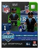 Oyo Sportstoys NFL Odell Beckham Jr. Nueva York Giants 2014proyecto día Minifigura