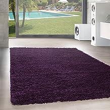 Teppich rund lila  Suchergebnis auf Amazon.de für: Teppiche Wohnzimmer Lila