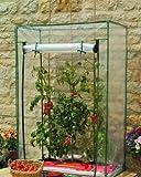 Mobiles Gewächshaus, ideal für Tomaten, für den Garten