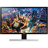 Samsung U28E590D 71,12 cm (28 Zoll) Monitor (HDMI, 1ms Reaktionszeit, 60 Hz Aktualisierungsrate, 3.840x2.160) schwarz-glänzend