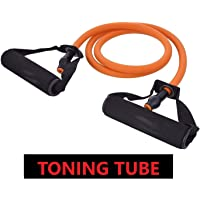 Mastoor World® Rubber Strauss Toning Tubes for Exercise,Fitness, Physical Therapy for Men and Women