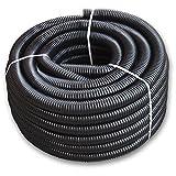 30m Saugschlauch für Industrie und Landwirtschaft aus PVC spiralschlauch flexibler Schlauch Teichschlauch Marke FITT 32mm 1 1/4