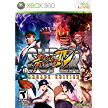 Super Street Fighter IV Arcade Edition (Importacion Inglesa)