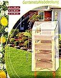 Schutzhülle Gartenstuhl 2 Stück -K&B Vertrieb- Abdeckhaube Gartenstuhlabdeckung Abdeckung 146