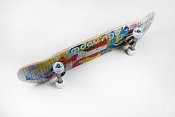 Hamleys Moov'ngo Multi-Color Skateboard for Kids Above 8 Years