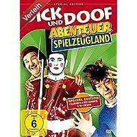 Dick und Doof - Abenteuer im Spielzeugland