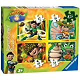 Ravensburger 4-in-1 Tree Fu Tom Box by Ravensburger