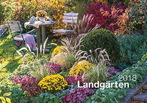 Landgärten 2018 - Bildkalender