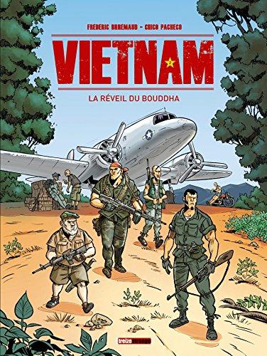 Vietnam - Tome 02: Le Réveil du Bouddha