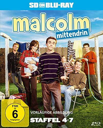 Malcolm mittendrin - Staffel 4-7 (Collector's Box) [SD on Blu-ray]
