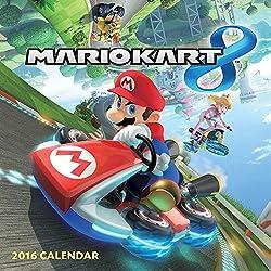 Mario Kart 2016 (Abrams Calendars)