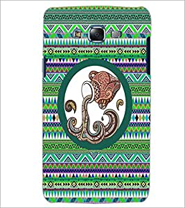 PrintDhaba Zodiac Aquarius D-5652 Back Case Cover for SAMSUNG GALAXY J5 (Multi-Coloured)
