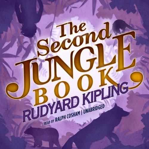 The Second Jungle Book  Audiolibri