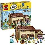 Lego - 71006 - Jeu de Construction - La Maison des Simpsons
