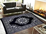 Ab Home Decor Modern Chenille Carpet - 84