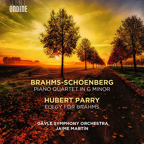 Klavierquartett in G-Moll/Elegy for Brahms
