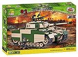 Cobi 2508 Spielzeug Panzer IV AUSF. F1/G/H Konstruktionsspielzeug, beige/grün/schwarz