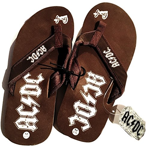 AC/DC – For Those About to Rock Sandals