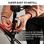 Luci-Posteriori-Bici-LED-USB-MOREZONE-Ricaricabile-Fanale-Posteriore-Bici-Luce-Bicicletta-5-Modalit-di-Luce-Adatto-per-TUTTE-le-Biciclette-MTB-Moto-da-Strada-e-Caschi