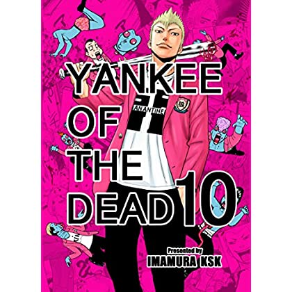YANKEE OF THE DEAD 10