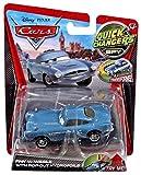 Cars X2212–Fahrzeug Miniatur–Quick Change–Finn Hydrofoil