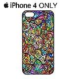Forever Twenty One Coque pour iPhone 4/4S/5/5S/5C Motif personnages de Disney