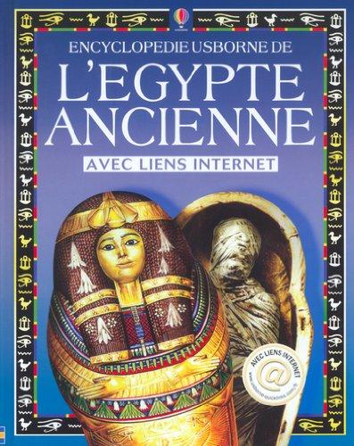 Encyclopédie Usborne de l'Egypte ancienne par Collectif