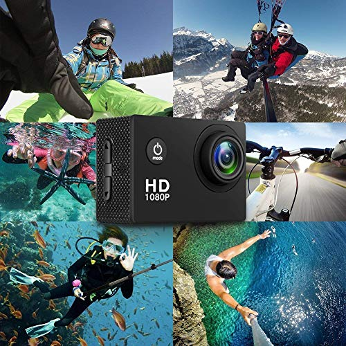 Zoom IMG-2 action cam subacquea ultra hd