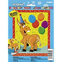Deluxe Pin the Tail on the Donkey Game for 8