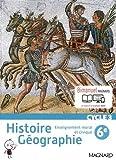 Histoire géographie, enseignement morale et civique 6e cycle 3 - Nouveau programme 2016