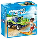 Playmobil 6982 Family Fun Surfer with Beach Quad